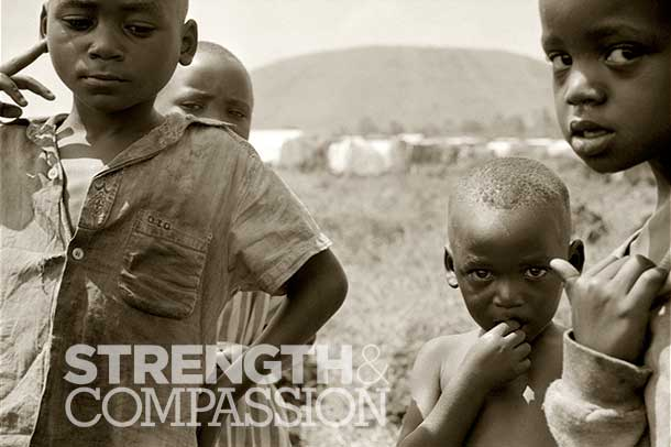 strength & compassion photographs and essays