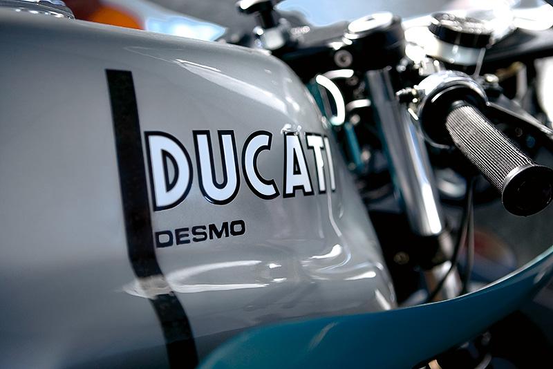 Ducati Green Frame