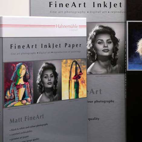 Hahnemule Fine Art Papers