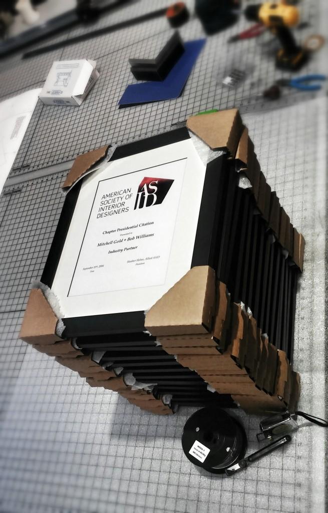 ASID Custom Picture Frames- BullivantGallery.Com- St. Louis, MO